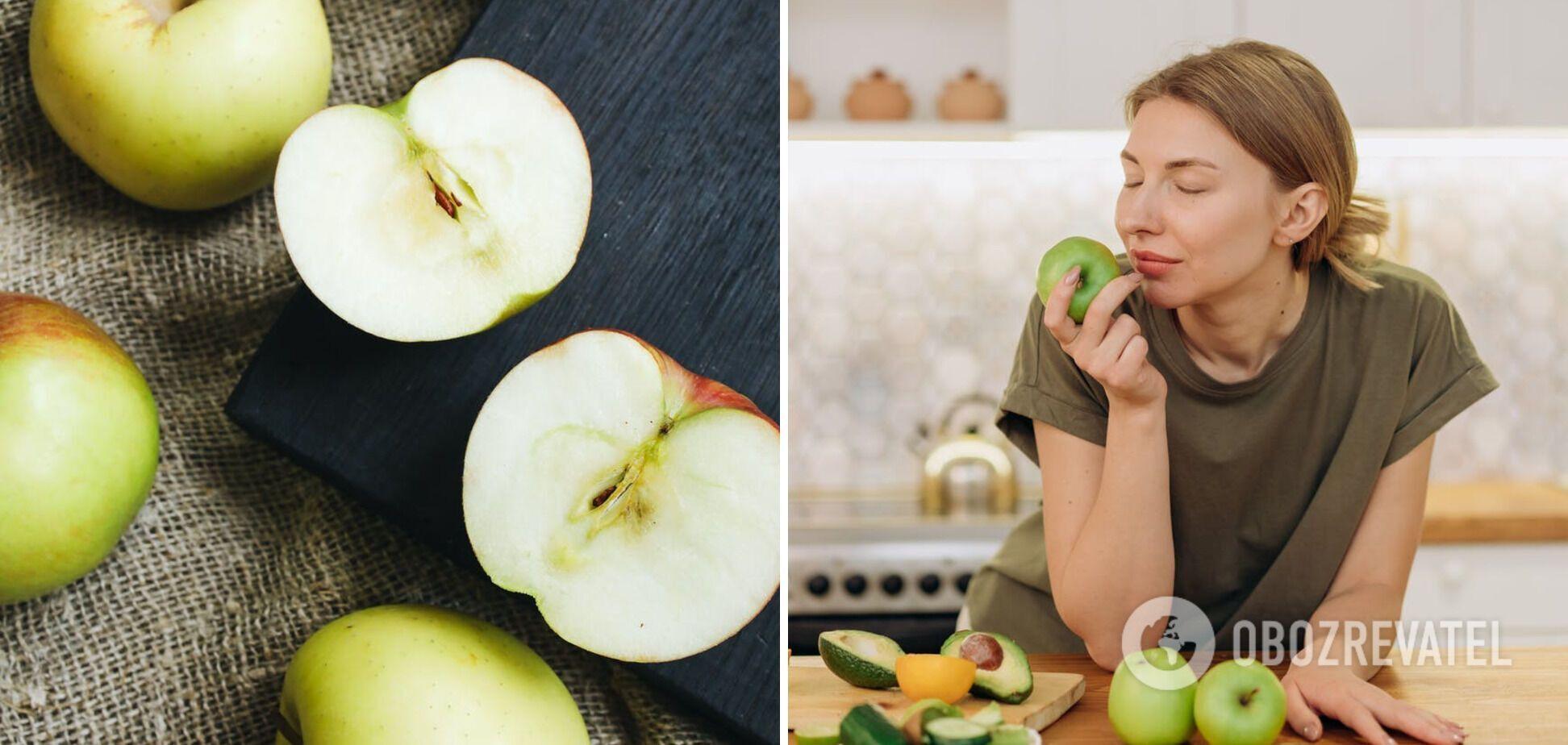 Приготовление десертов с яблоками