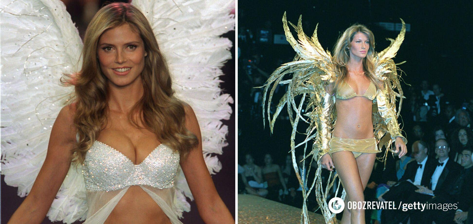 Victoria's Secret Fashion Show, 2000.