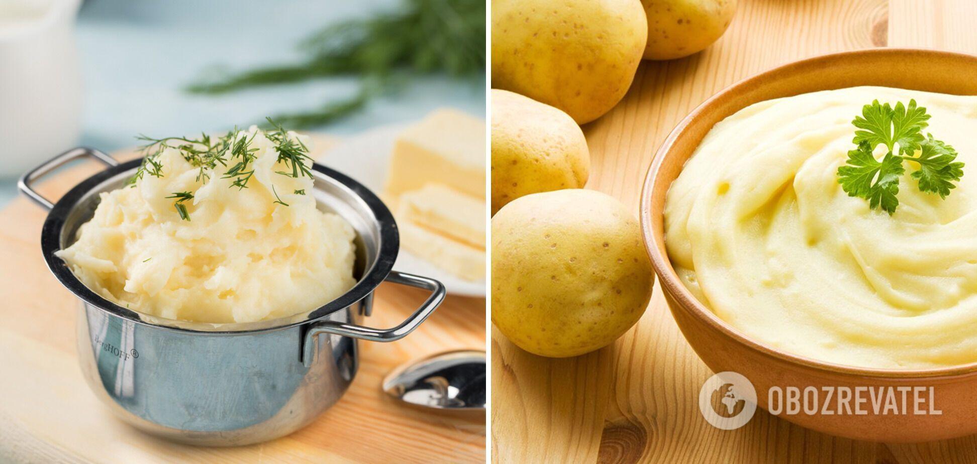 Як смачно приготувати пюре з броколі
