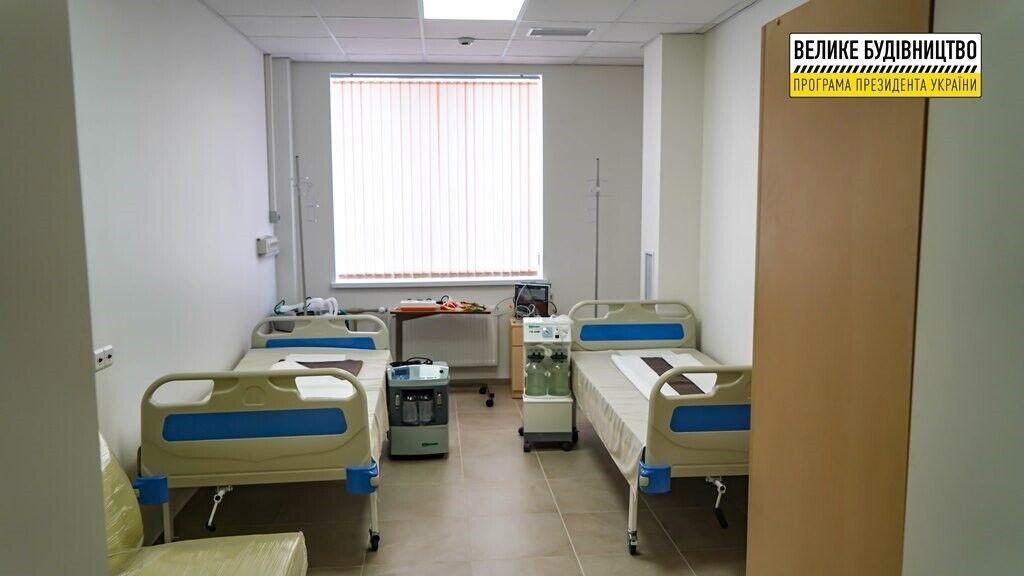 В Березовке обновили приемное отделение