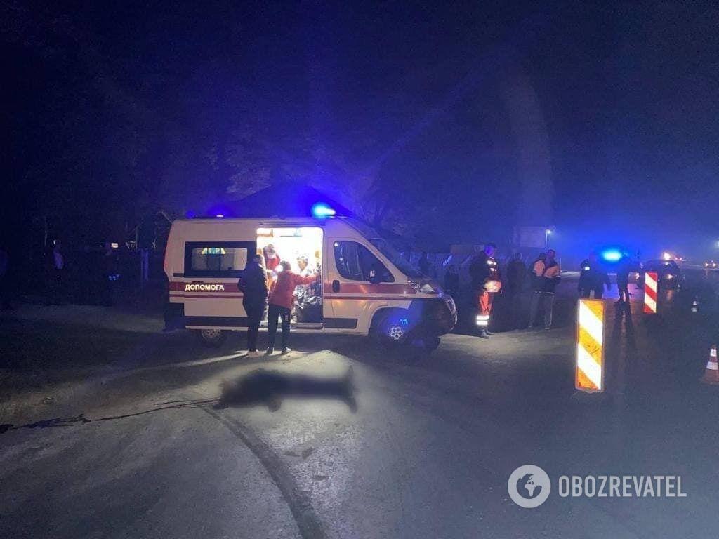 Пешеход скончался на месте ДТП.