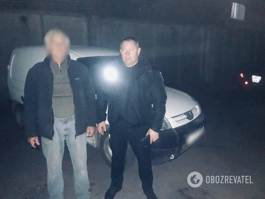 Полицейские нашли водителя, который может быть причастен к аварии.