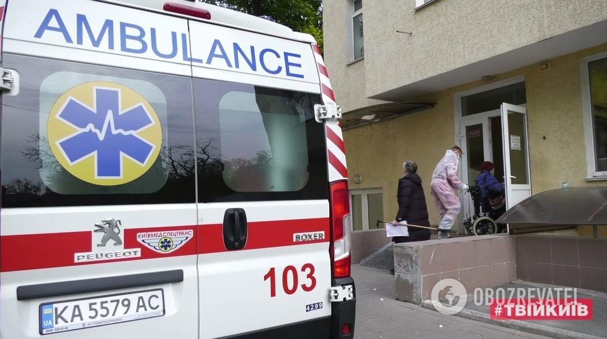 Ситуація із COVID-19 у Києві стрімко погіршується