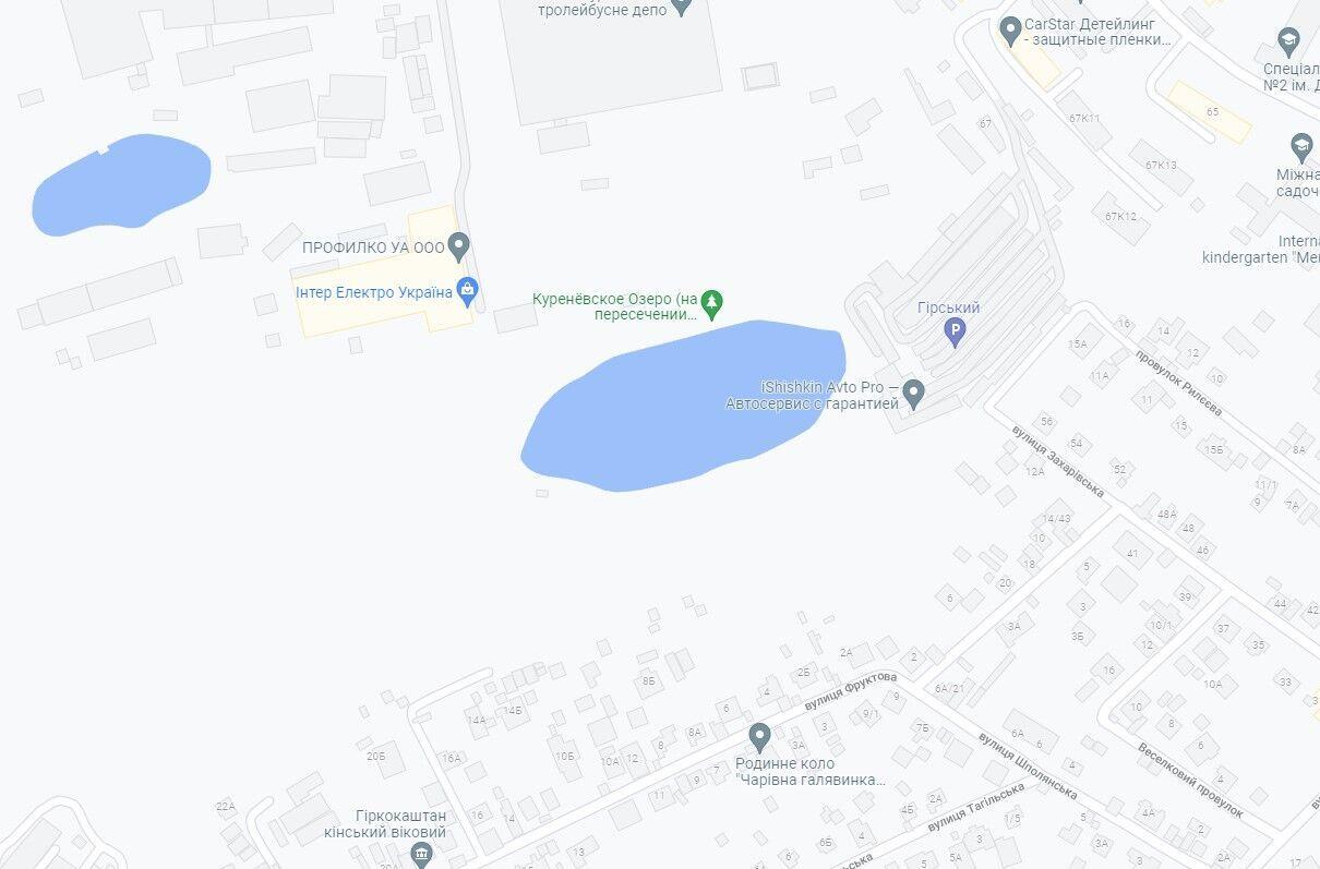 Инцидент произошел в Подольском районе столицы.
