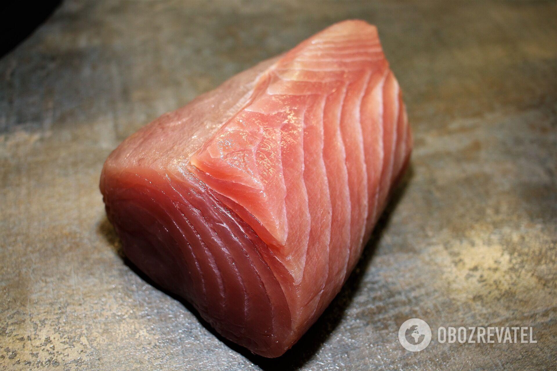 Багато тунця їсти не можна