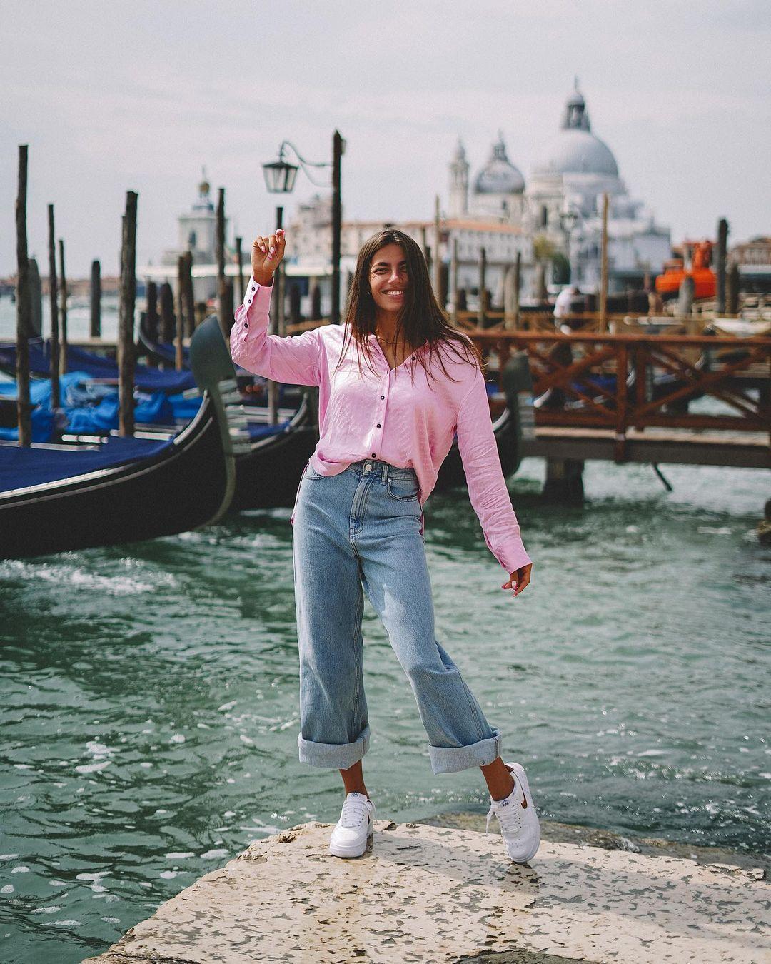 Марина Бех-Романчук в Венеции