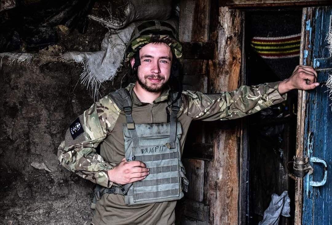 Сергей Палий, военнослужащий 72 ОМБр