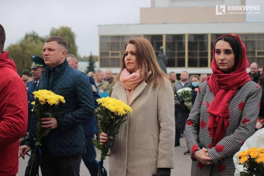 Церемония памяти на Волыни.
