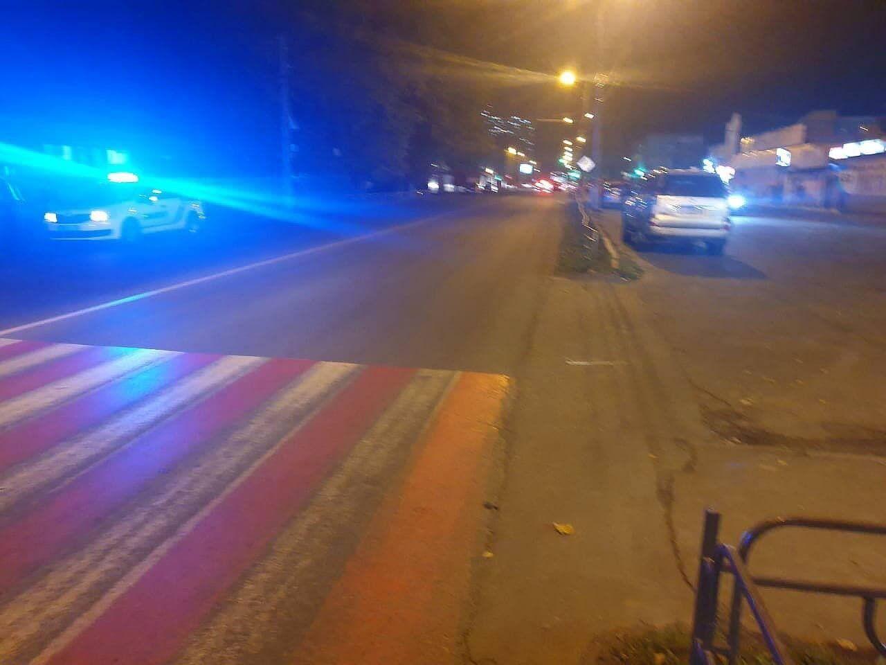 ДТП произошло в Борисполе
