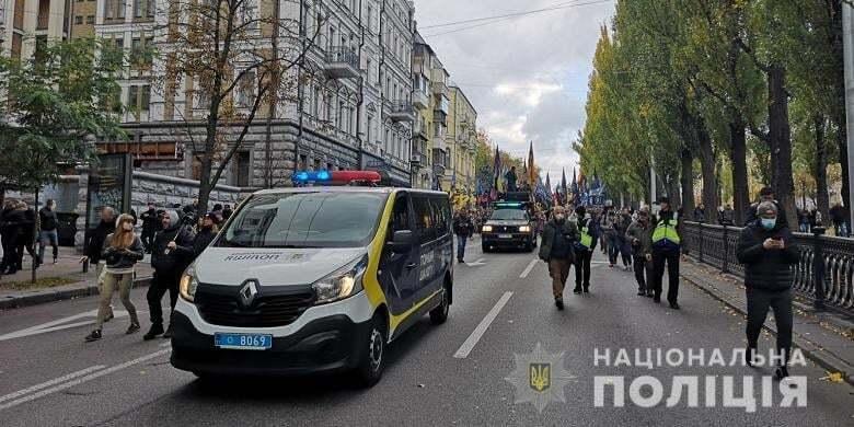 Правоохоронці посилено патрулювали вулиці міста
