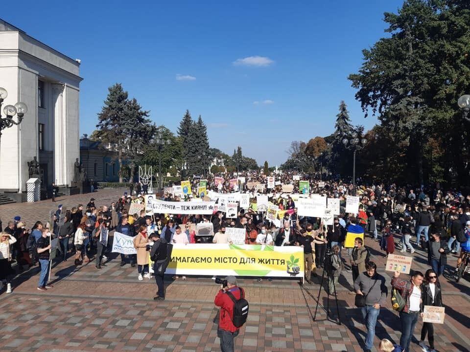 """""""Марш за Киев"""""""