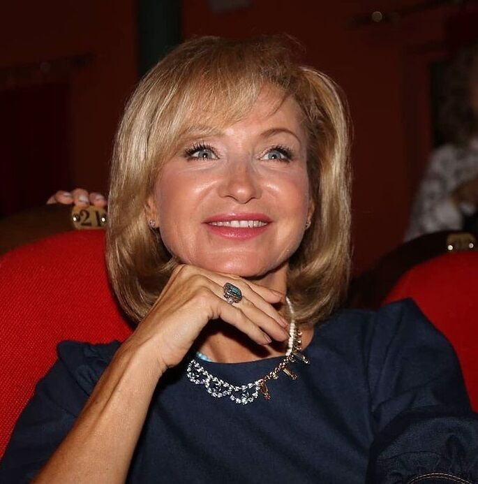 Ольга Прокоф'єва.