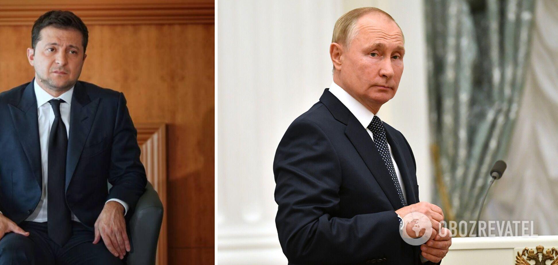 Зустріч із Путіним може принести несподіваний результат, – Зеленський