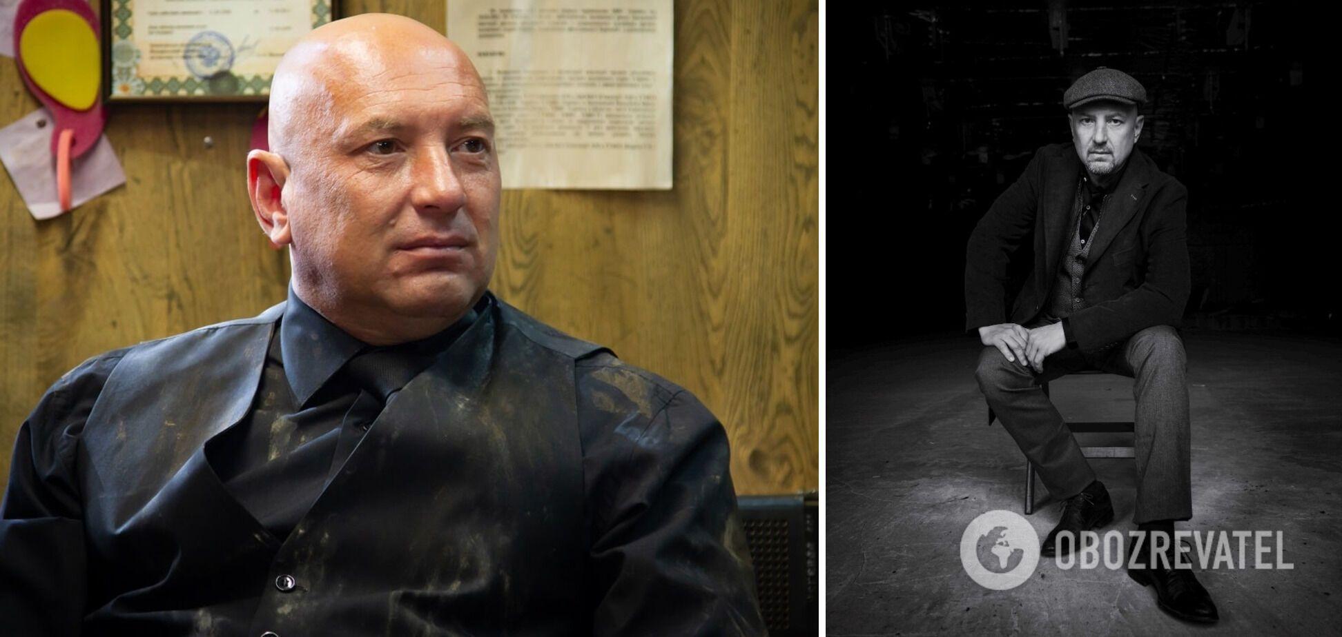 Жонин – актер театра, кино и дубляжа