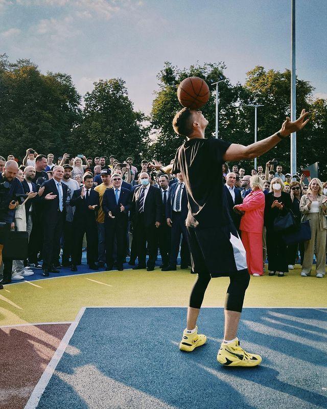 Smoove рассказал о популяризации украинского баскетбола