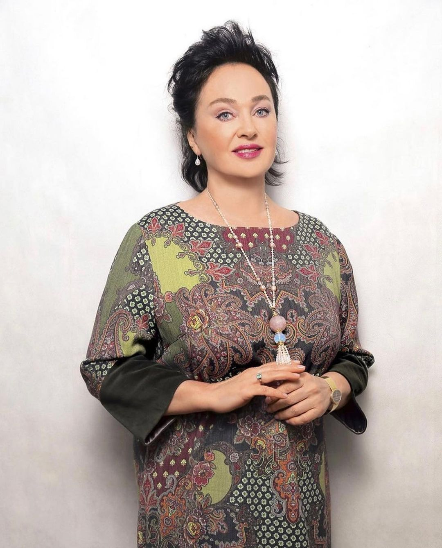 Артистка Лариса Гузєєва.