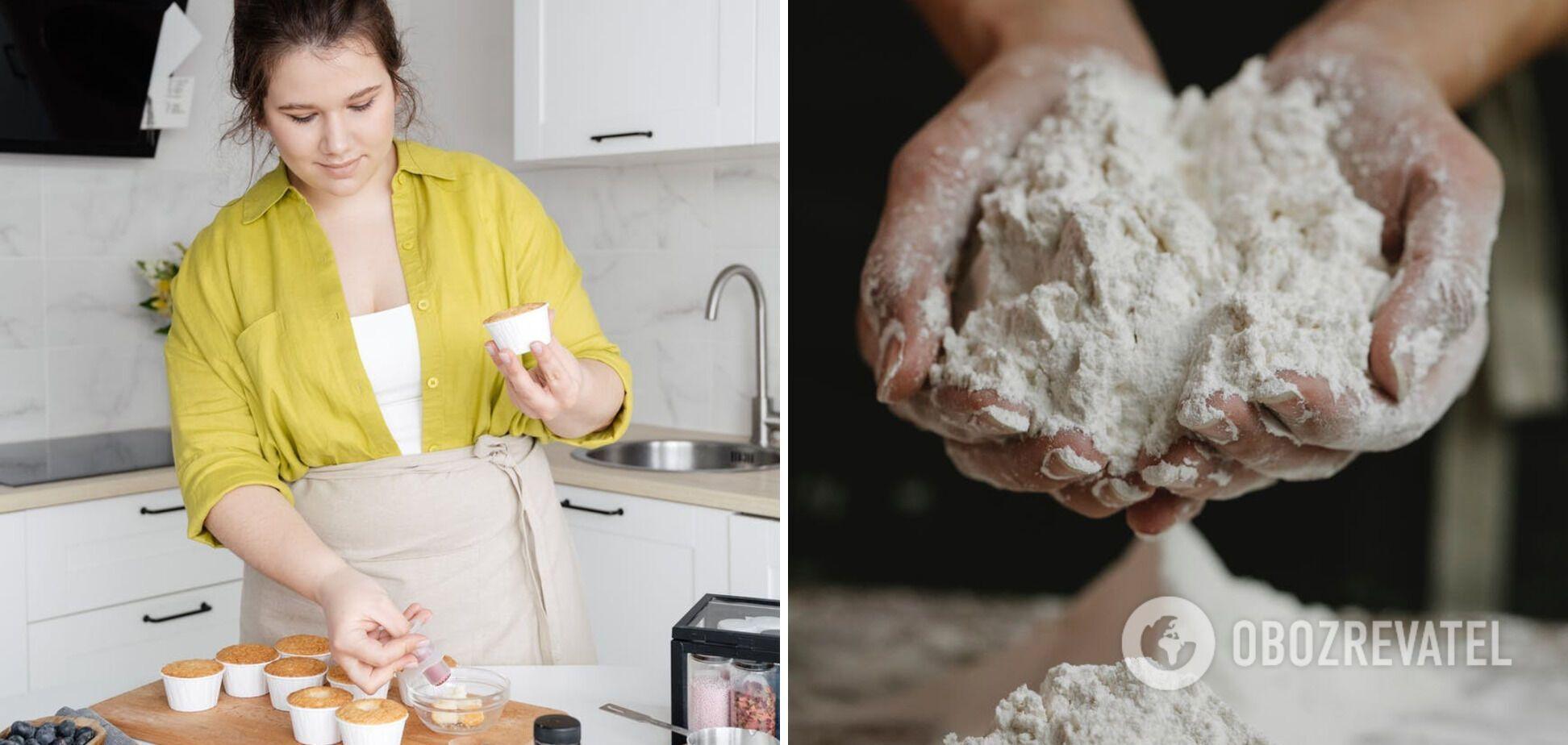 Приготування тіста без гасіння соди