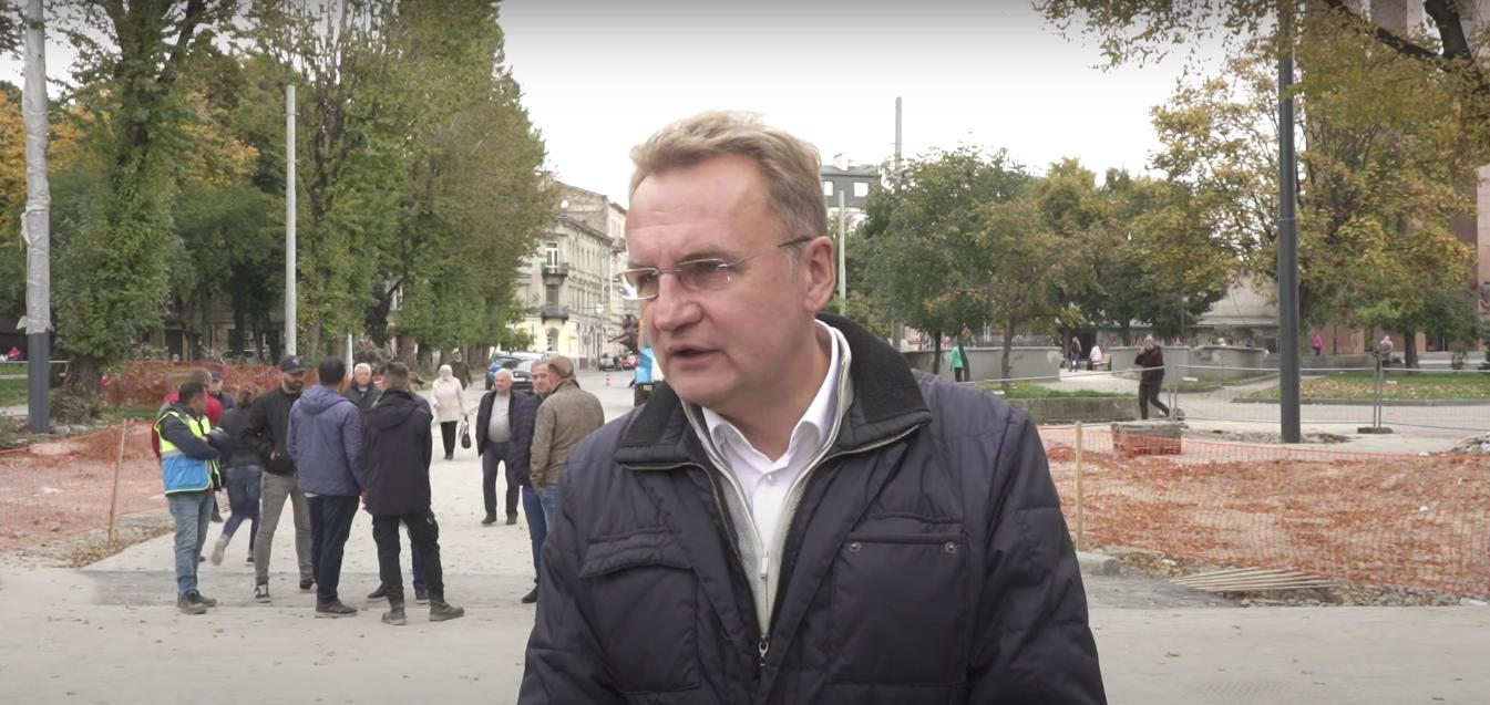 Андрій Садовий прокоментував ситуацію із зростанням випадків COVID-19