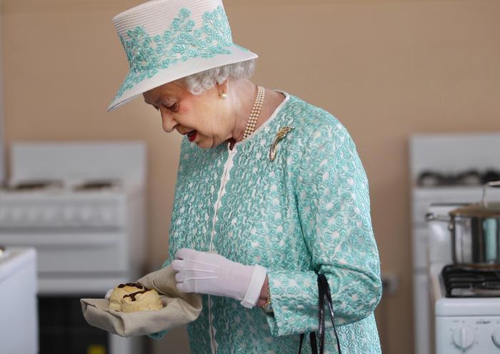 Ніхто на королівській кухні не знає, яка страва найулюбленіша для Єлизавети II