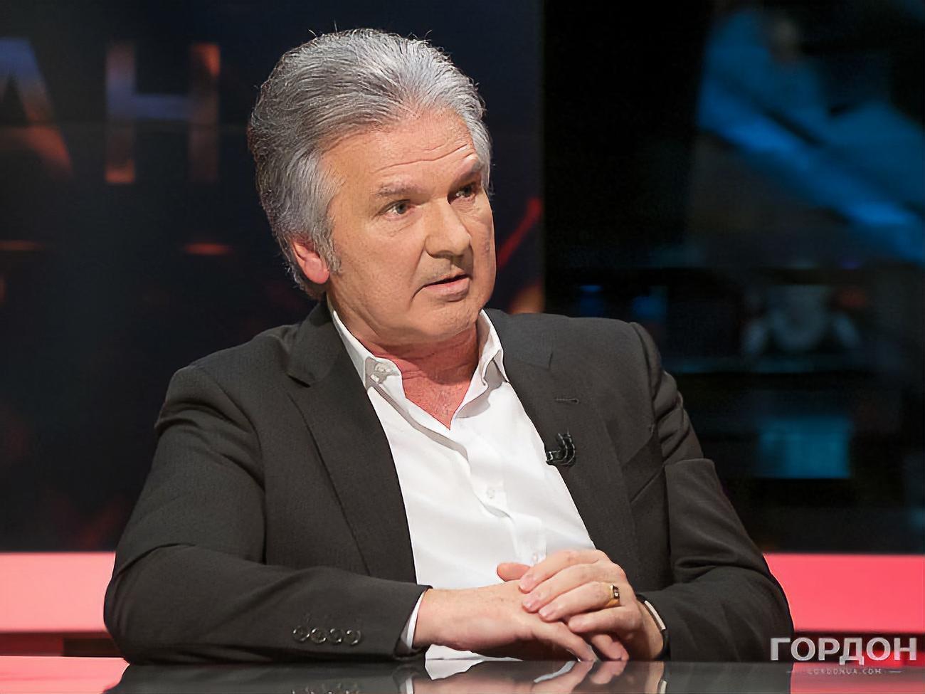 Юрій Швець.