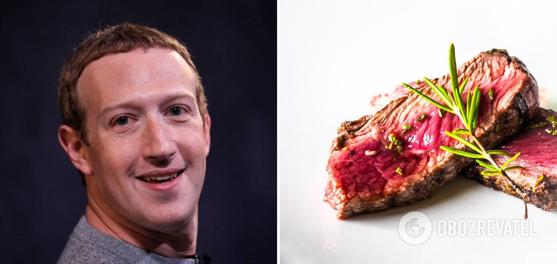 Мільярдер їсть виключно м'ясо тварин, яких він убив сам