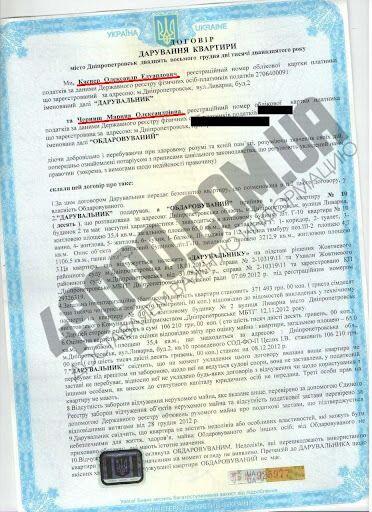 СМИ нашли связь Деркача со скандальными застройщиками в Днепре