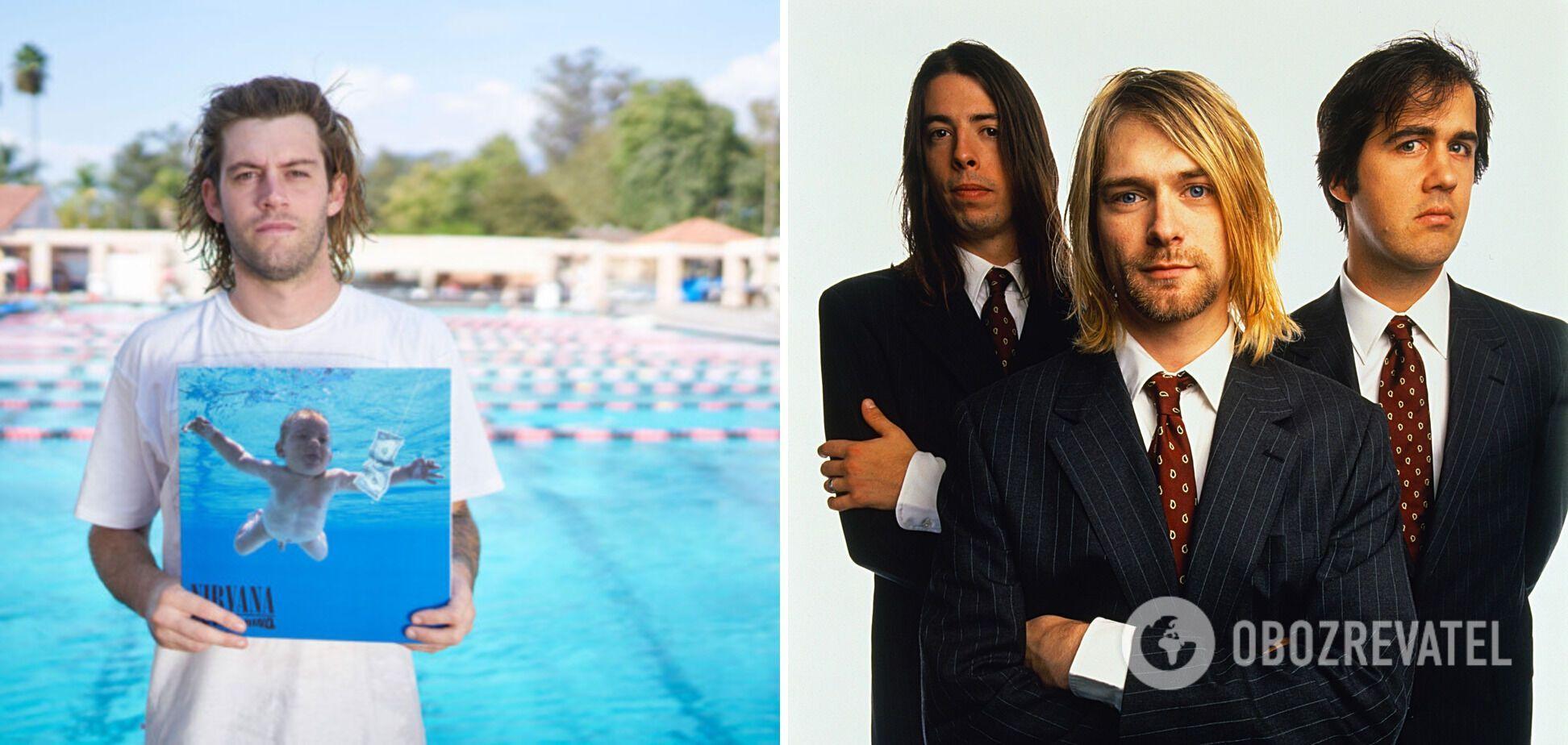 """Мужчина подал в суд на группу """"Nirvana"""" за распространение порно."""