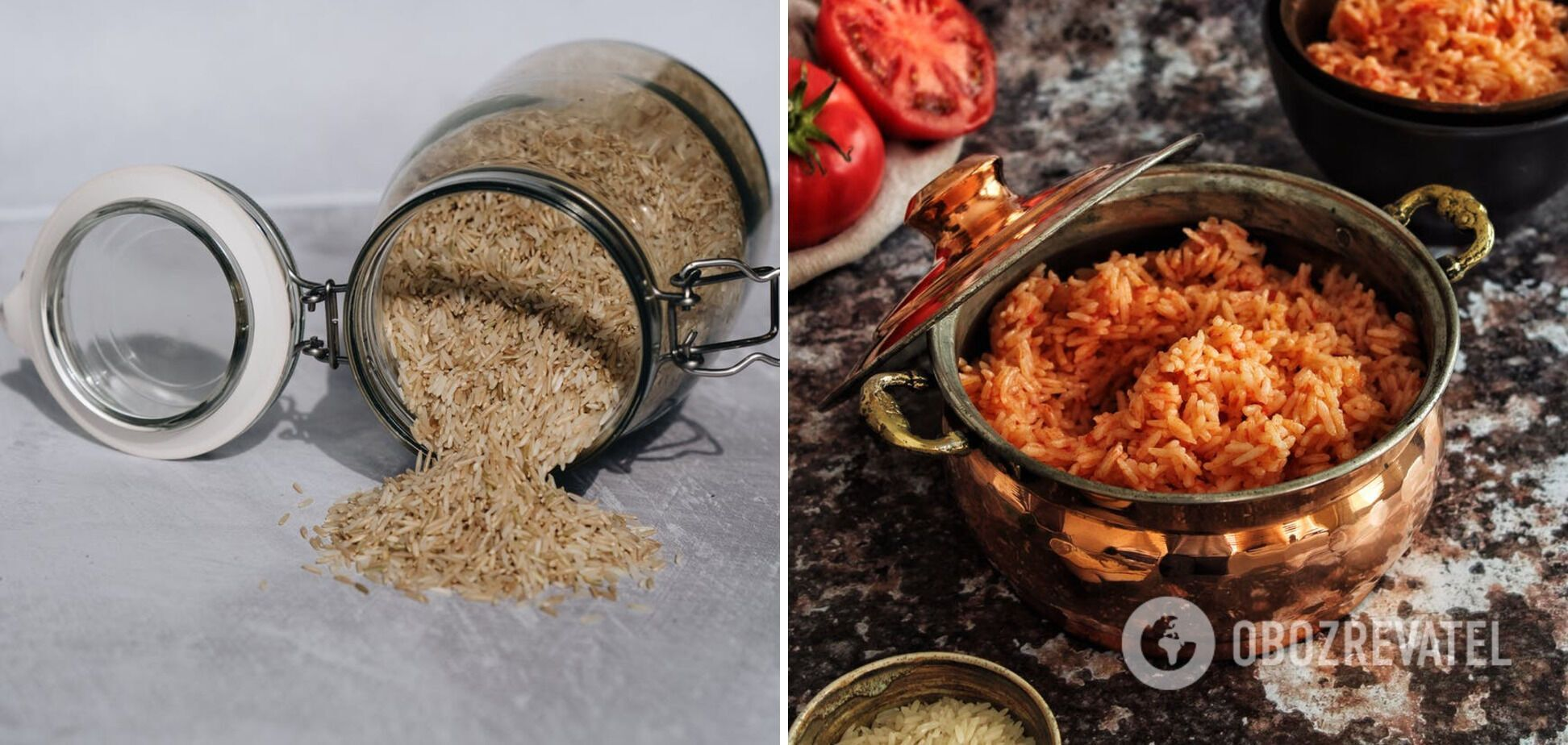 М'ясний плов з рису