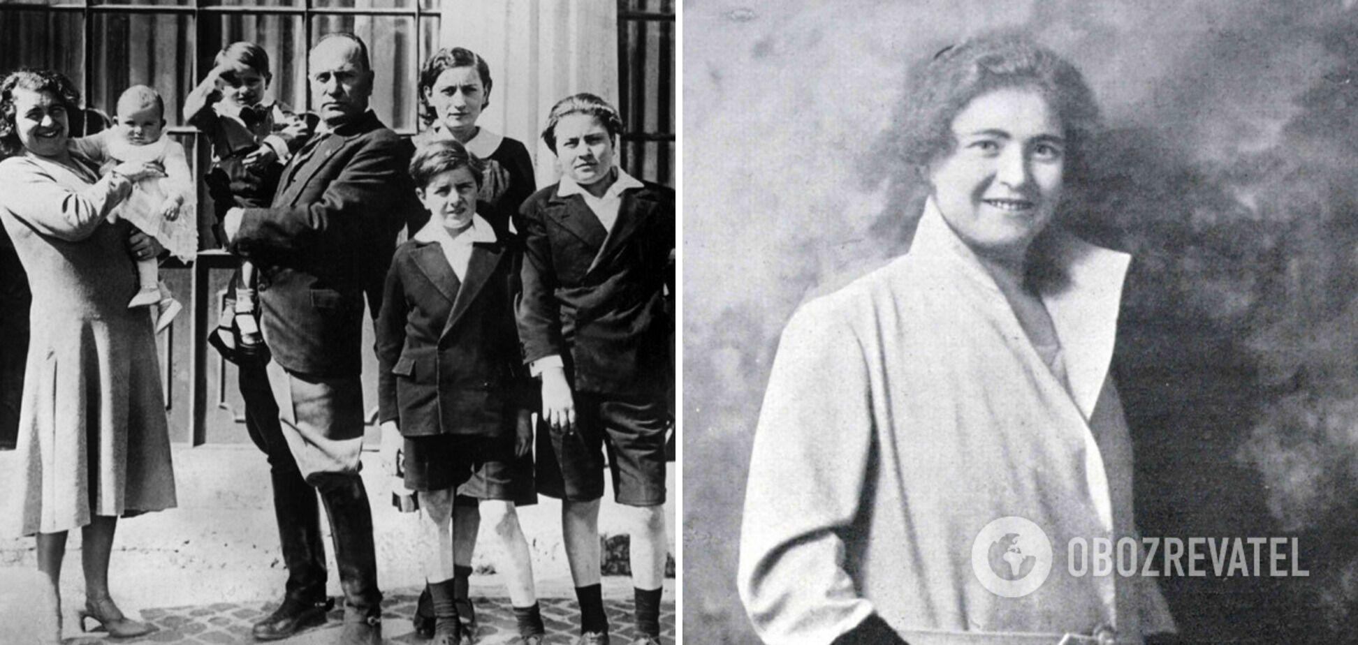 Ракеле Гіді народила п'ятьох дітей