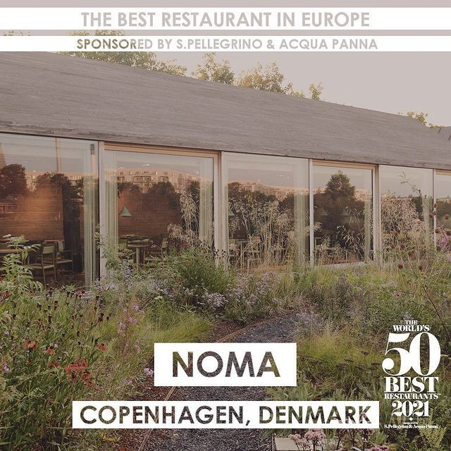 Победитель – ресторан Noma