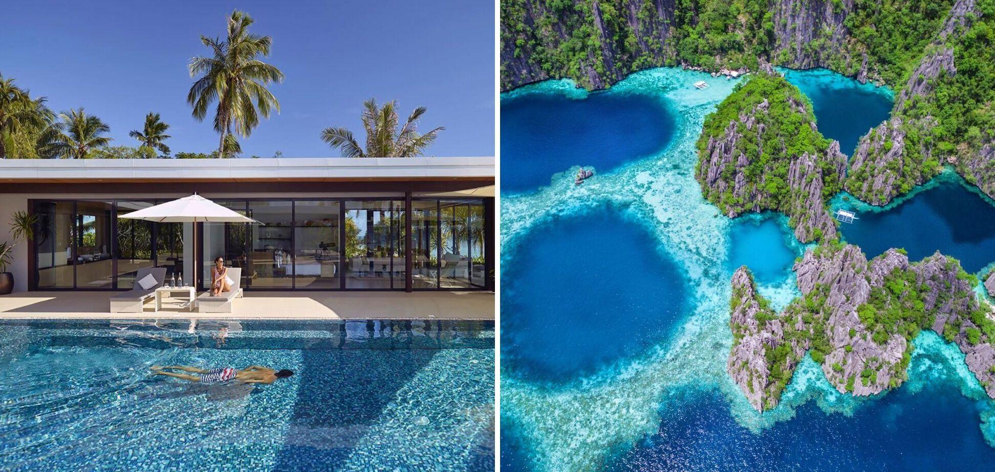 Banwa Private Island – найдорожчий готель у світі.