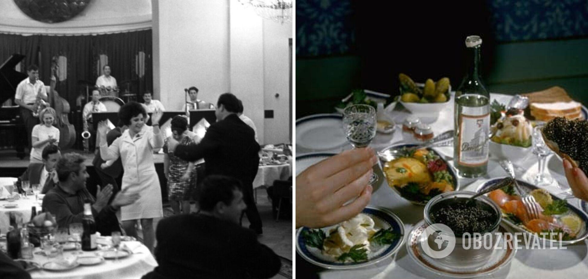 Радянський ресторан