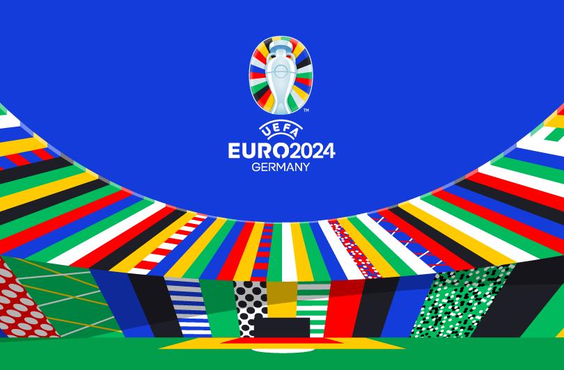 Логотип Євро-2024