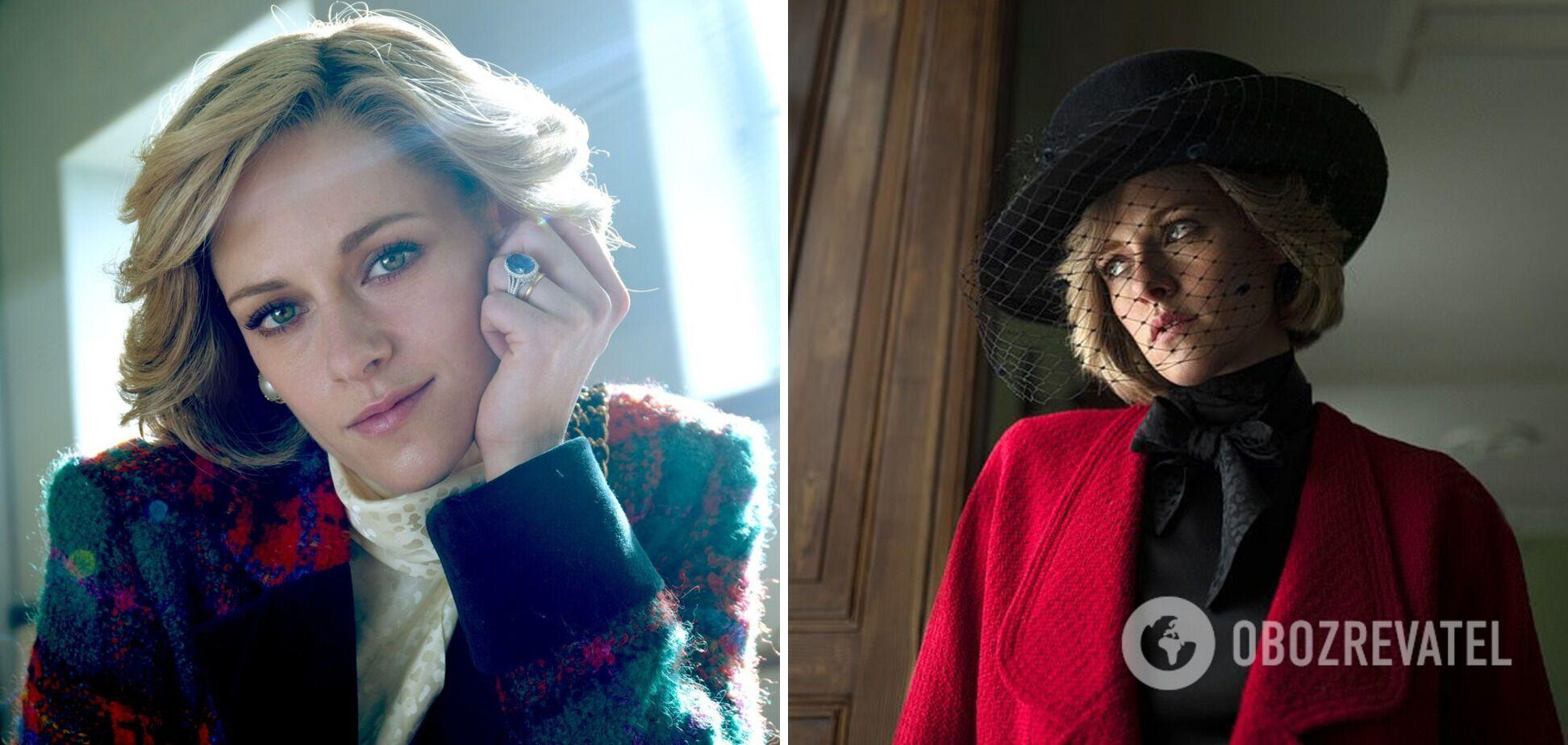 Кристен Стюарт в роли принцессы Дианы.