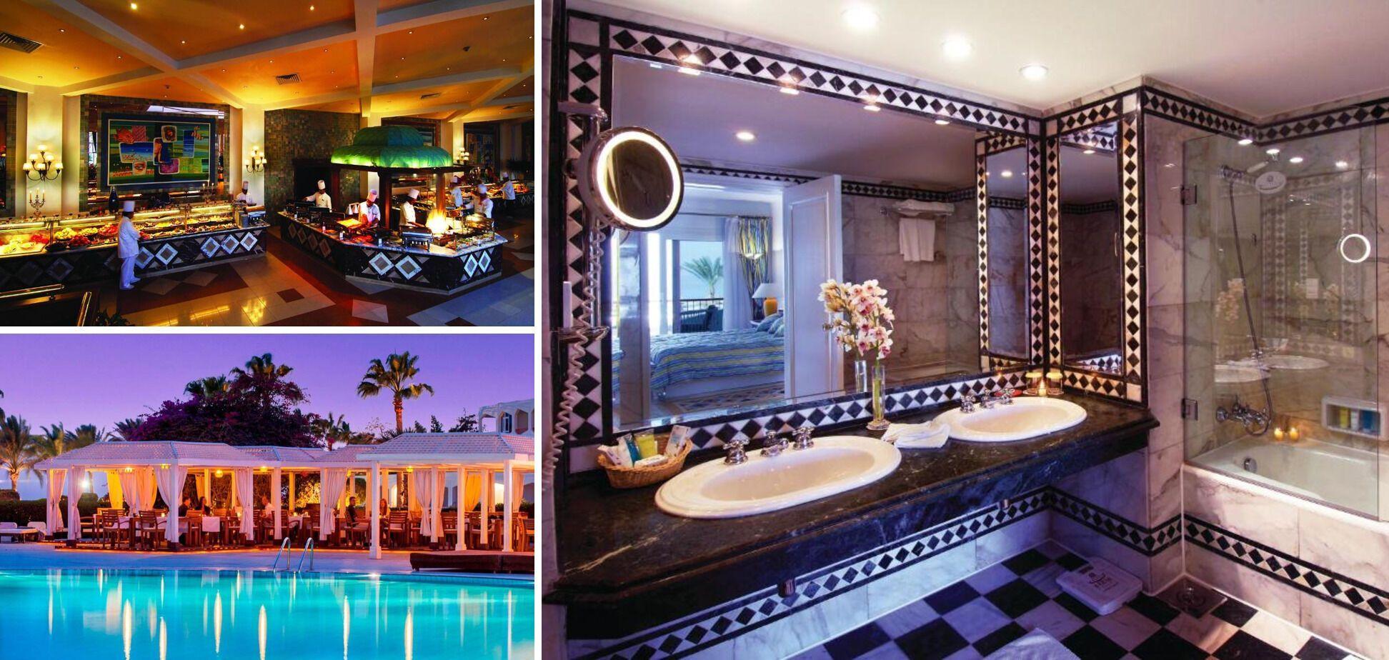 Baron Resort 5 * изнутри