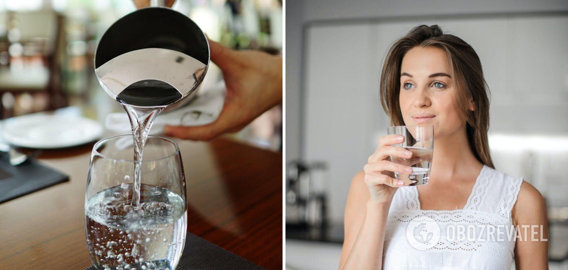 Один із секретів довголіття – щоденне вживання води