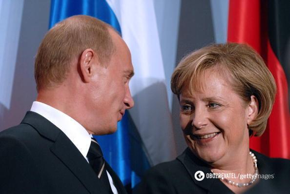 У 2006-му Путін переконував Меркель, що вплив Політковської на політичне життя в Росії був не таким уже й великим...