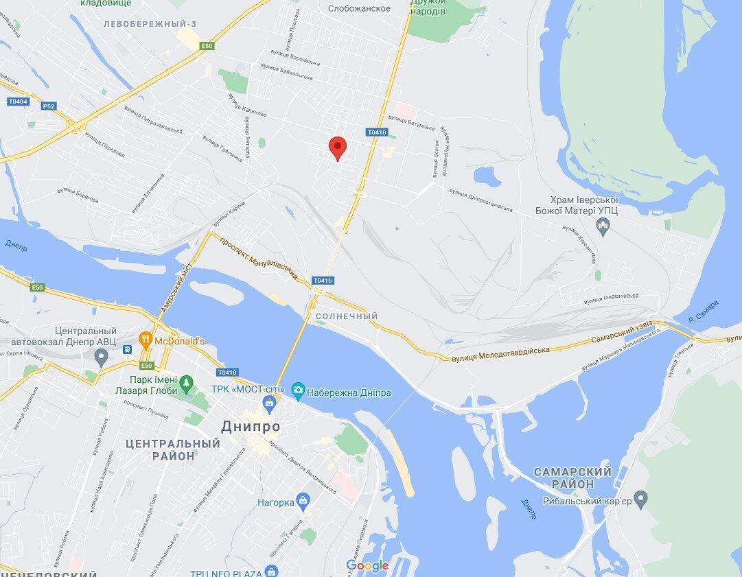 Происшествие случилось на улице Кожемяки.