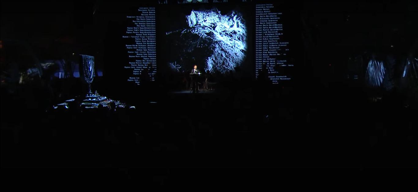 Преступление без срока давности: в Киеве прошла церемония чествования памяти жертв Бабьего Яра. Фото и видео