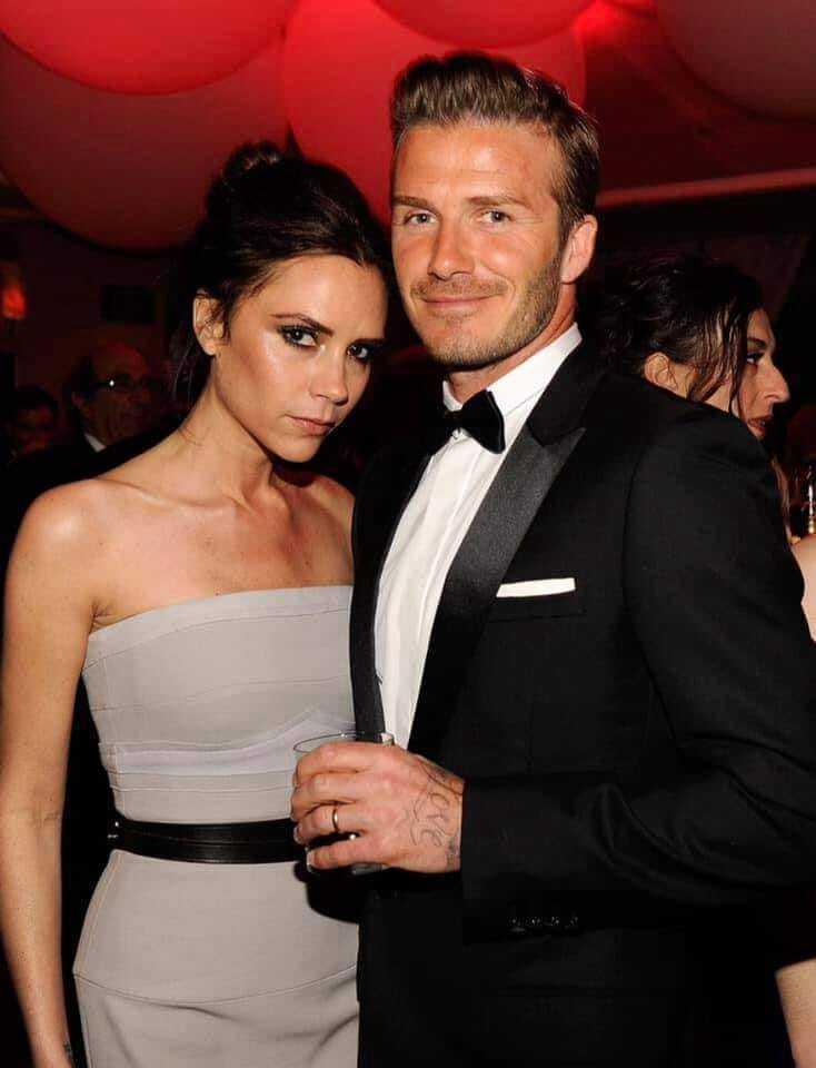 Девід Бекхем із дружиною Вікторією бажані гості на будь-якій вечірці.