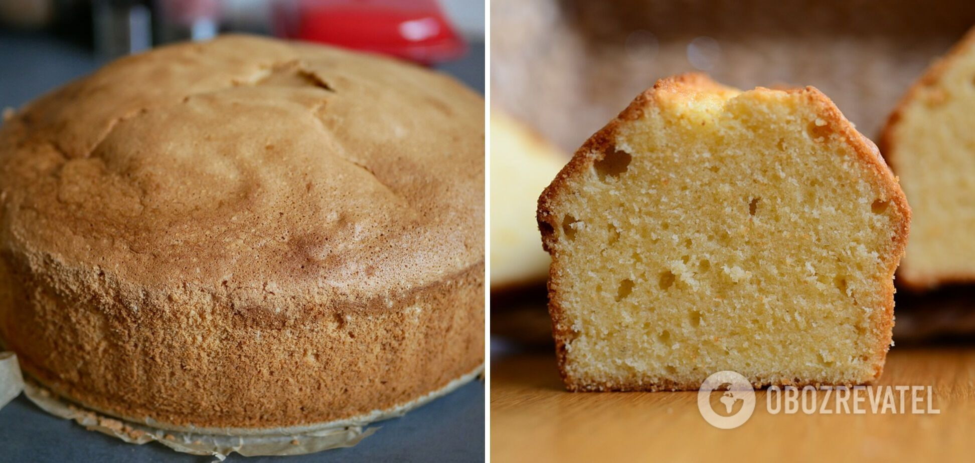 Как приготовить удачное тесто для бисквита