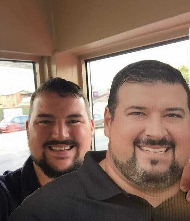 Чоловік зустрів в автобусі свого двійника