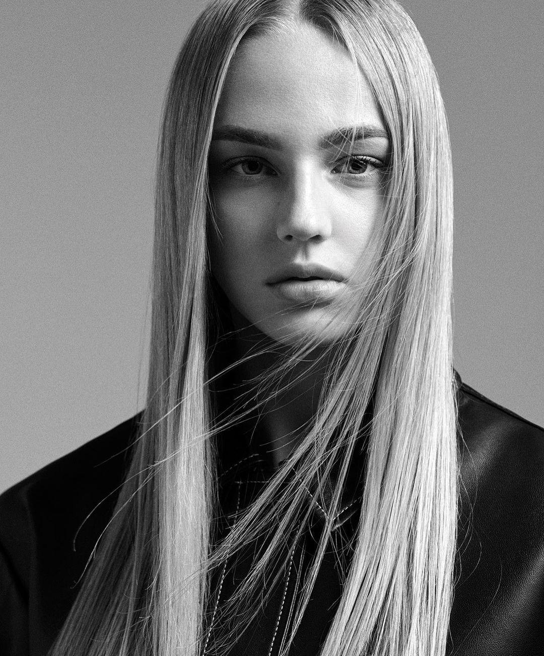 Портрет Дарьи Белодед.