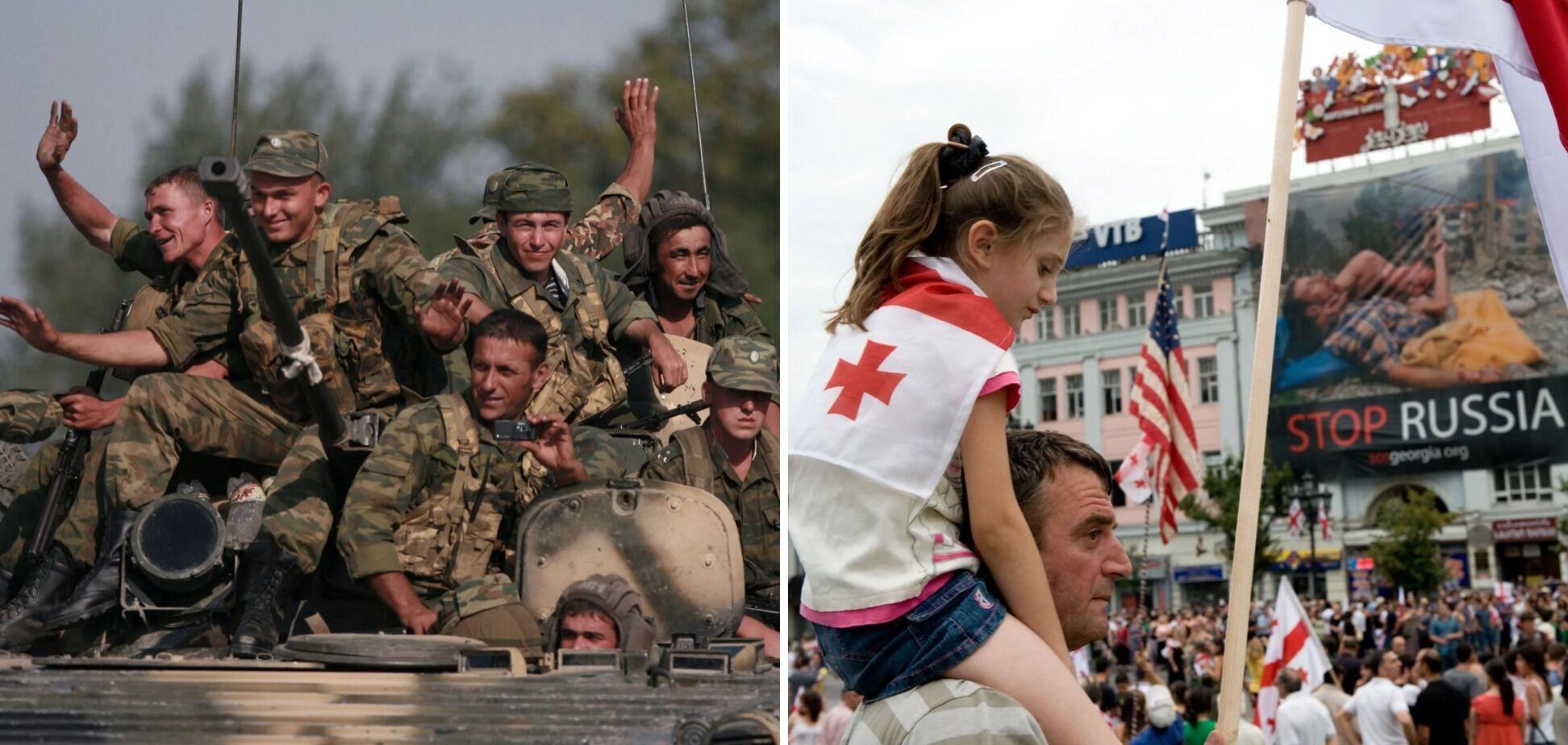 Грузины смогли на международном уровне добиться, чтобы российскую сторону признали виновной в оккупации