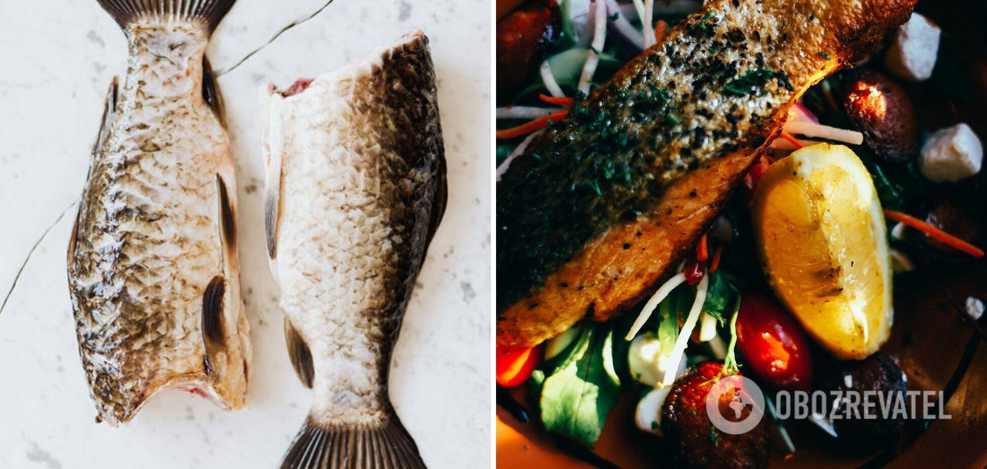 Как вкусно приготовить рыбу на ужин