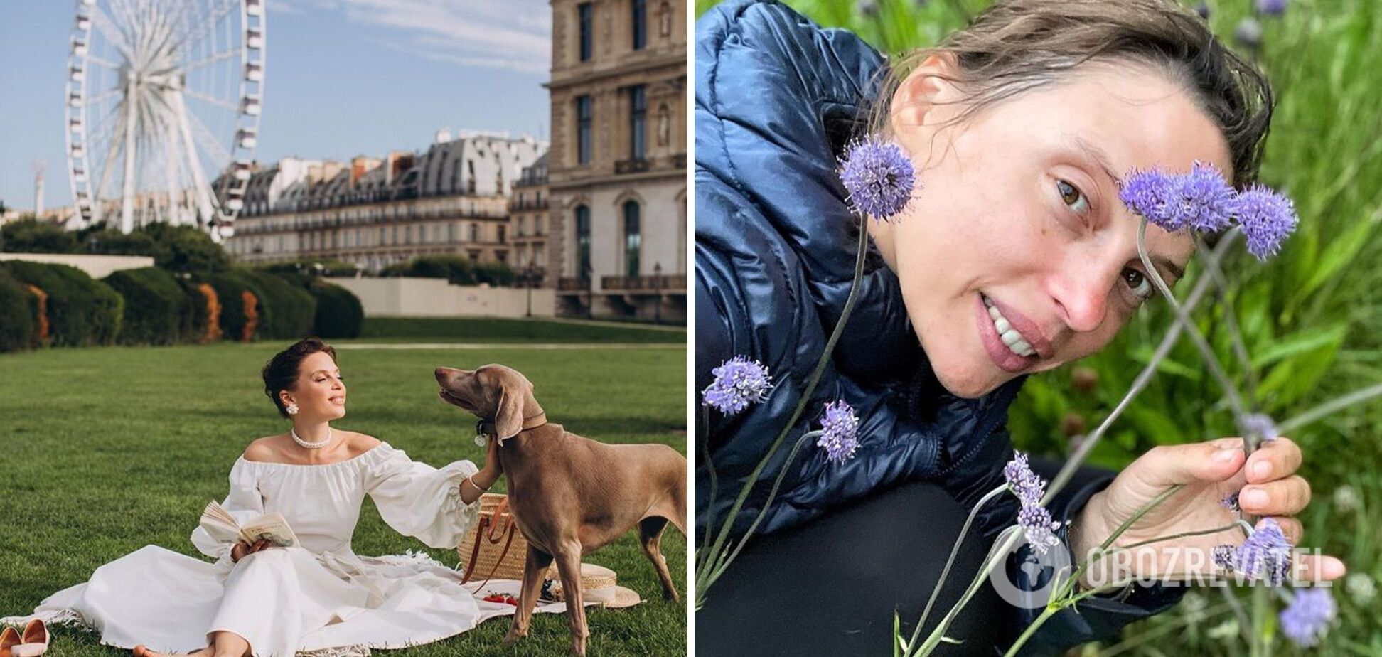 Карпа проживает во Франции