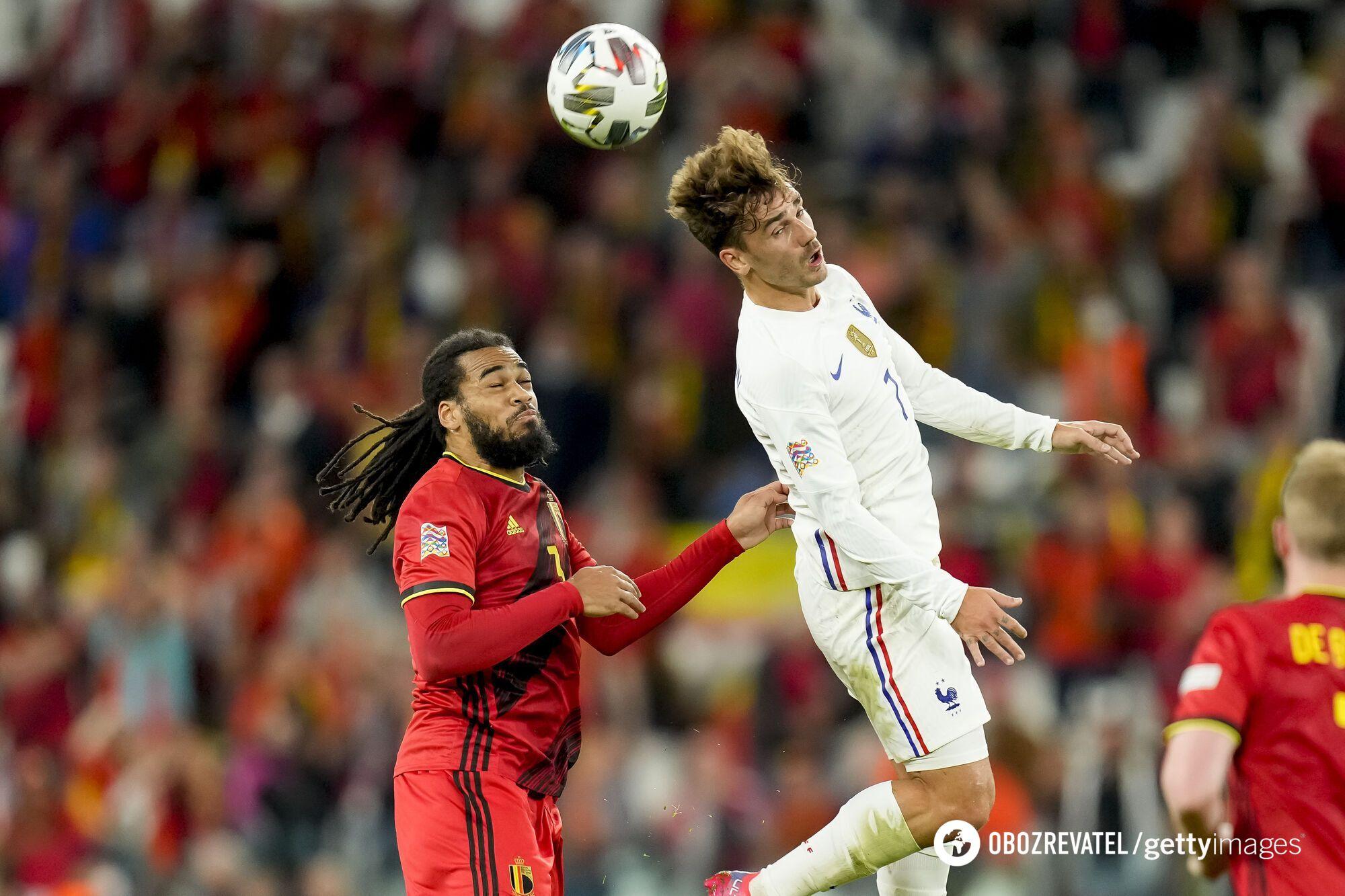Бельгія багато атакувала