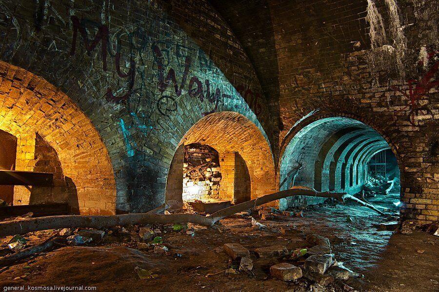 При входе в подземелье нужно обязательно поздороваться с Хозяином.