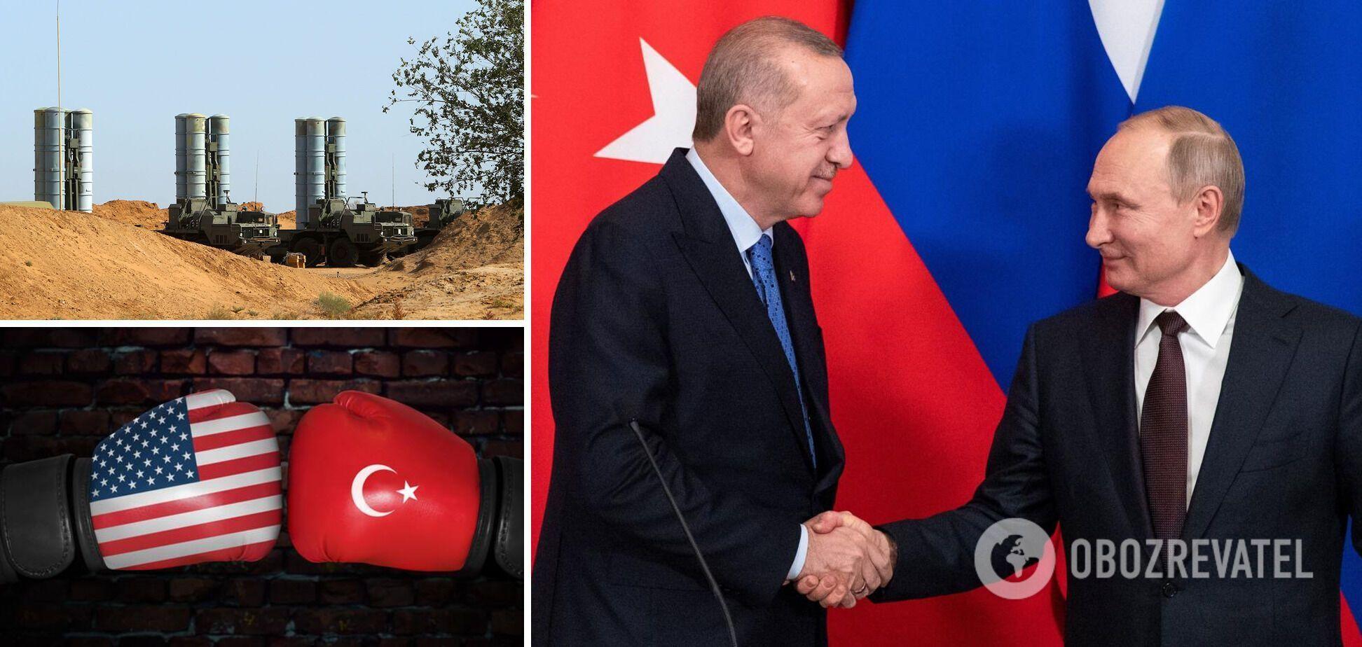 Турция намеревалась купить вторую партию C-400 в России
