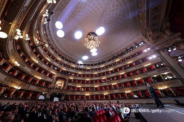 """""""Ла Скала"""", легендарный оперный театр."""
